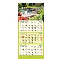 Kalendarz trójdzielny DAN-MARK, Jezioro