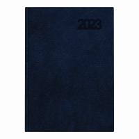 Kalendarz TOP-2000 Standard, A5, tygodniowy, granatowy