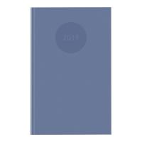Kalendarz TOP-2000 Agenda, B5, tygodniowy, turkusowy
