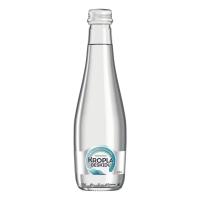 Woda KROPLA BESKIDU niegazowana, 330 ml w szklanej butelce, 12 butelek