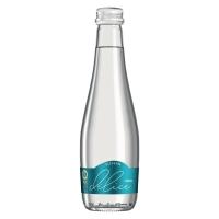 Woda mineralna KROPLA DELICE gazowana, 12 szklanych butelek x 330 ml