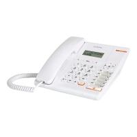 Telefon analogowy TEMPORIS 580 z wyświetlaczem, biały