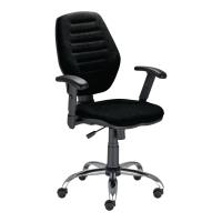 Krzeszło NOWY STYL Creo, czarne