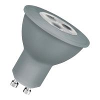 Żarówka LED OSRAM GU10 3W, okrągła