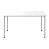 Stół konferencyjny NOWY STYL 140 x 80 cm, biały