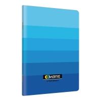 Zeszyt TOP2000 OMBRE A5, 60 kartek, niebieski