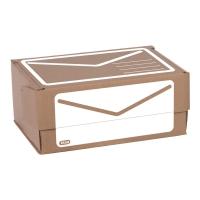 Karton wysyłkowy ELBA A5+, wymiary w mm: dł. 230 x szer x 165 x wys.100
