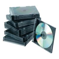 Pudełko na płyty CD Q-CONNECT KF02210 przezroczyste