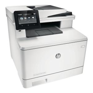 Usługa LPS – urz. wielofunkcyjne laser kolor A4 HP Color LaserJet MFP M477