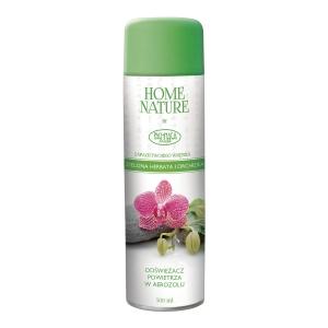 Odświeżacz powietrza HOME AND NATURE Zielona herbata i Orchidea, 500 ml