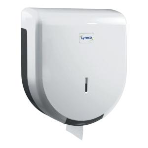 Dozownik do papieru toaletowego LYRECO Jumbo Mini