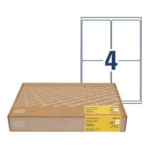 BX300 AVERY 8017 LAS LABELS 99.1X139MM