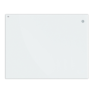 2X3 GLASSBOARD MAGNETIC 150X100CM WHITE