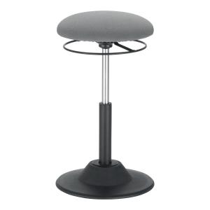 Krzesło NOWY STYL Flexiwork, ciemnoszare