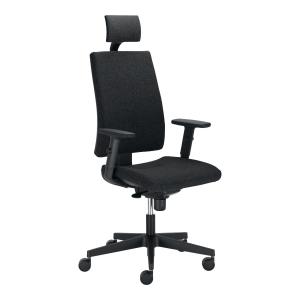 Krzesło Nowy Styl Profitel, czarne