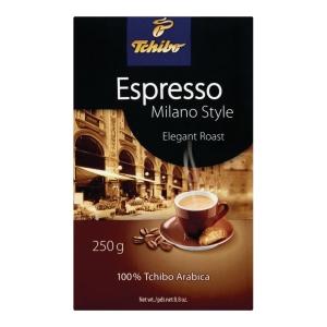 TCHIBO 250g Espresso Milano Style Kawa mielona