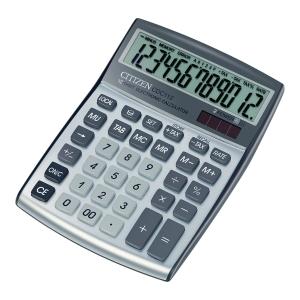 Kalkulator CITIZEN CDC-112, 12 pozycji, srebrny*