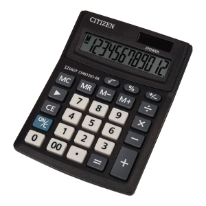 CITIZEN CMB1201 BUSINESS LINE CALC BLK