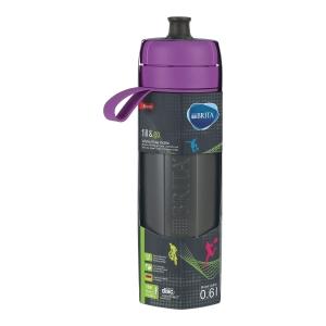 Butelka filtrująca BRITA fill&go Active, fioletowa