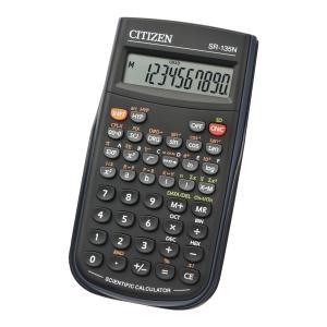 Kalkulator naukowy CITIZEN SR135N