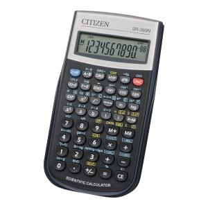 Kalkulator naukowy CITIZEN SR260N*