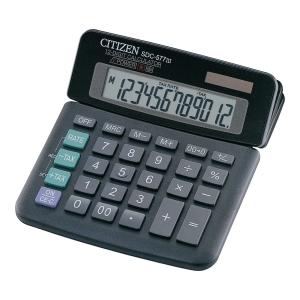 Kalkulator CITIZEN SDC577III, regulowany wyświetlacz, 12 pozycji