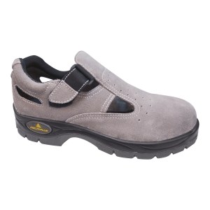Sandały DELTA PLUS Brisbane S1 SRC, szare, rozmiar 47