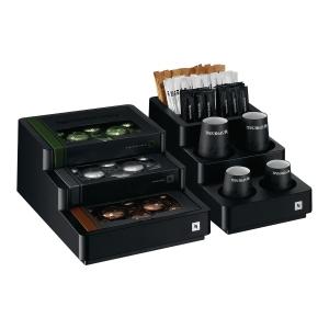 Organizer na kawę i akcesoria NESPRESSO, 2 części