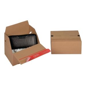 Karton COLOMPAC Eurobox, wymiary w mm: dł. 195 x szer. 145 x wys. 90, 20 sztuk
