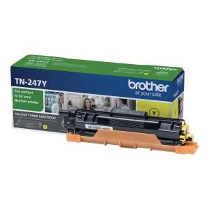 Toner BROTHER TN247Y yellow