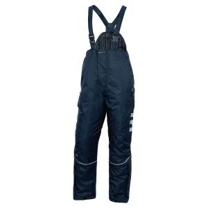Spodnie DELTA PLUS ICEBERG, granatowe, rozmiar S