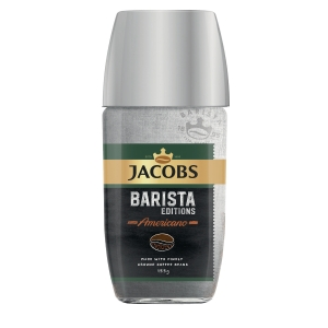 Kawa rozpuszczalna JACOBS BARISTA EDITION AMERICANO, 155 g