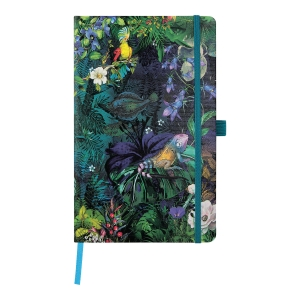Kalendarz CASTELLI EDEN A5, tygodniowy, Iguana