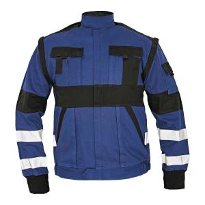 Bluza CERVA Max Reflex, niebiesko-czarna, rozmiar 62