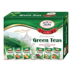 PK30 MALWA GREEN TEA COLLECTION