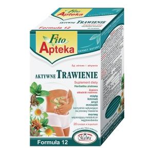 Herbata funkcjonalna MALWA Aktywne Trawienie, 20 torebek
