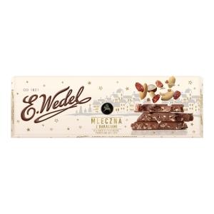 WEDEL MILK&DELICACIES CHOCOLATE 220G