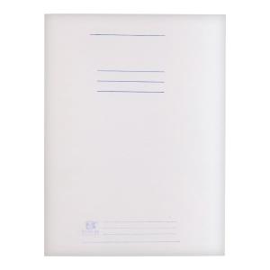 Skoroszyt kartonowy BARBARA A4 250 g/m² biały