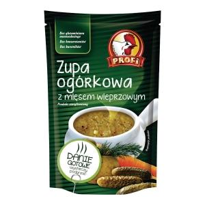 Zupa gotowa do spożycia PROFI Ogórkowa z mięsem, 450 g