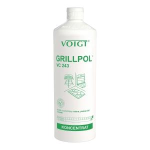 Preparat do usuwania tłustych zabrudzeń VOIGT Grillpol, 1 l