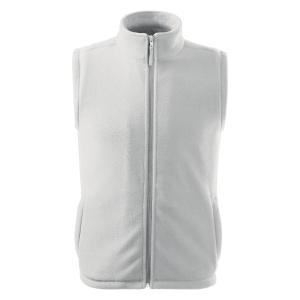 Kamizelka RIMECK Next 518, biała, rozmiar XL