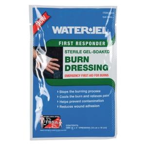 BX2 WATERJEL BURN DRESSING 10X10CM
