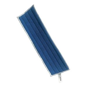 Mop z mikrofazy MERIDA Economy, niebieski, 40 cm