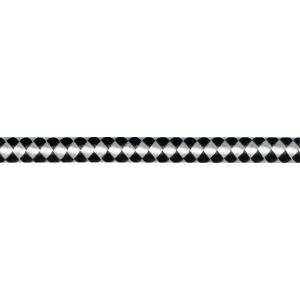 Uniwersalny kabel micro USB eXc DIAMOND, 1.5m, czarno-szary