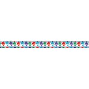 Uniwersalny kabel micro USB eXc DIAMOND, 1.5m, biało-multi