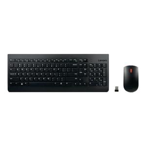 Zestaw bezprzewodowa klawiatura i mysz LENOVO 510, czarny