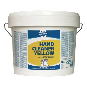 Żel do mycia rąk AMERICOL Hand Cleaner Yellow, 10 l