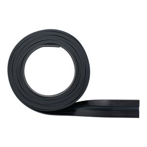 Samoprzylepna listwa magnetyczna DURAFIX® w rolce, czarna, 5m