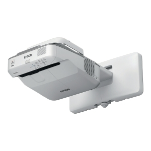 EPSON EB-680 VIDEOPROJECTOR W/WALL MOUNT
