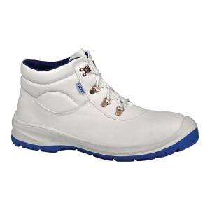 Trzewiki TECHWORK Premium White 1133P S2 SRC, białe, rozmiar 45